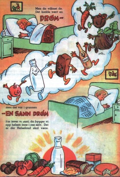 Το μουρουνέλαιο ως συστατικό της καθημερινής διατροφής των παιδιών (1936)